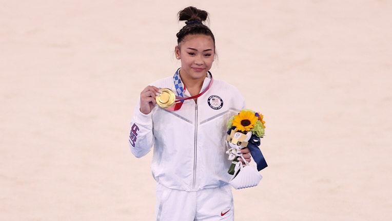 亞裔選手蘇妮·李獲東奧體操全能冠軍